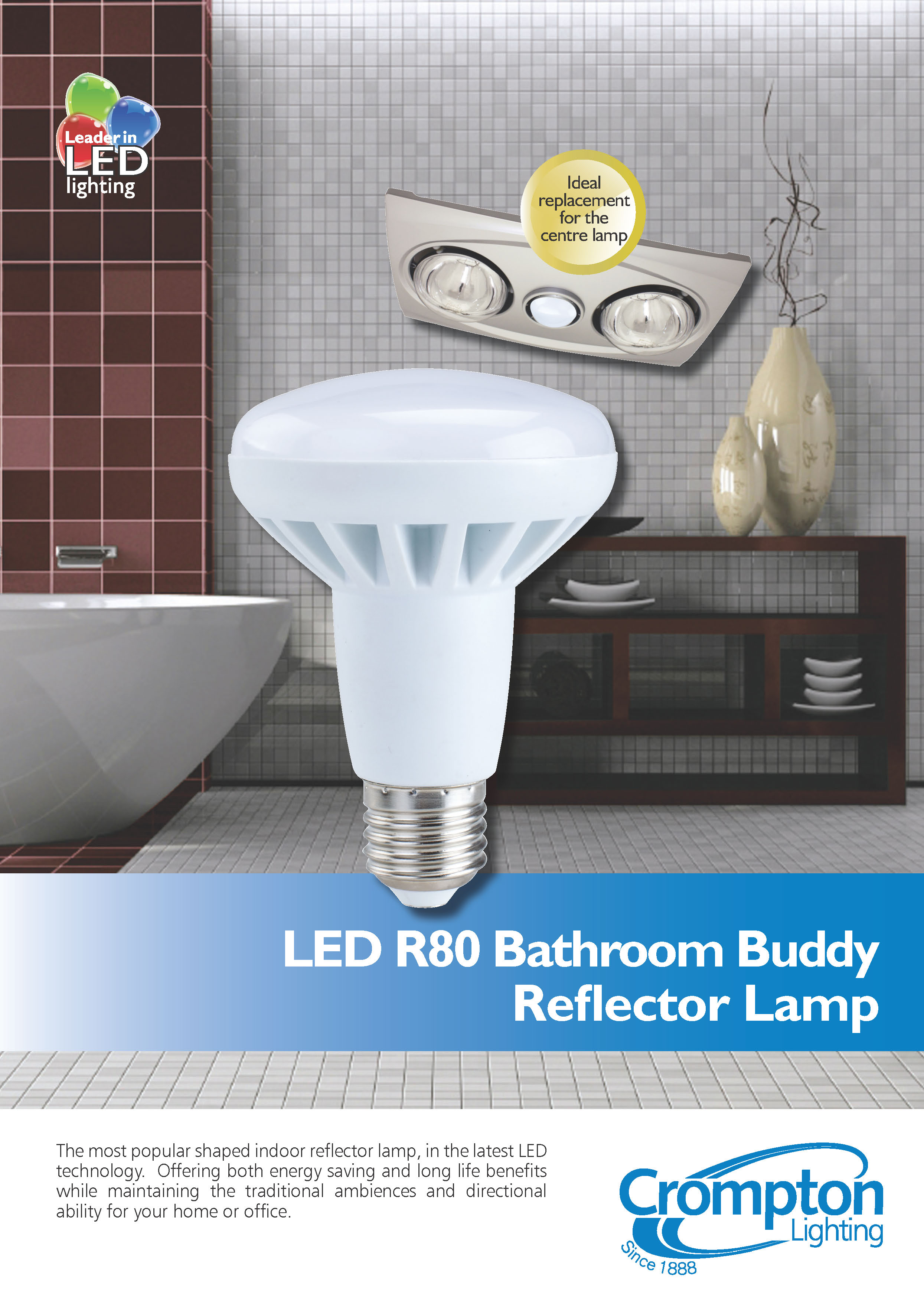 Crompton LED R80 Bathroom Buddy Reflector Lamp FINAL_Page_1